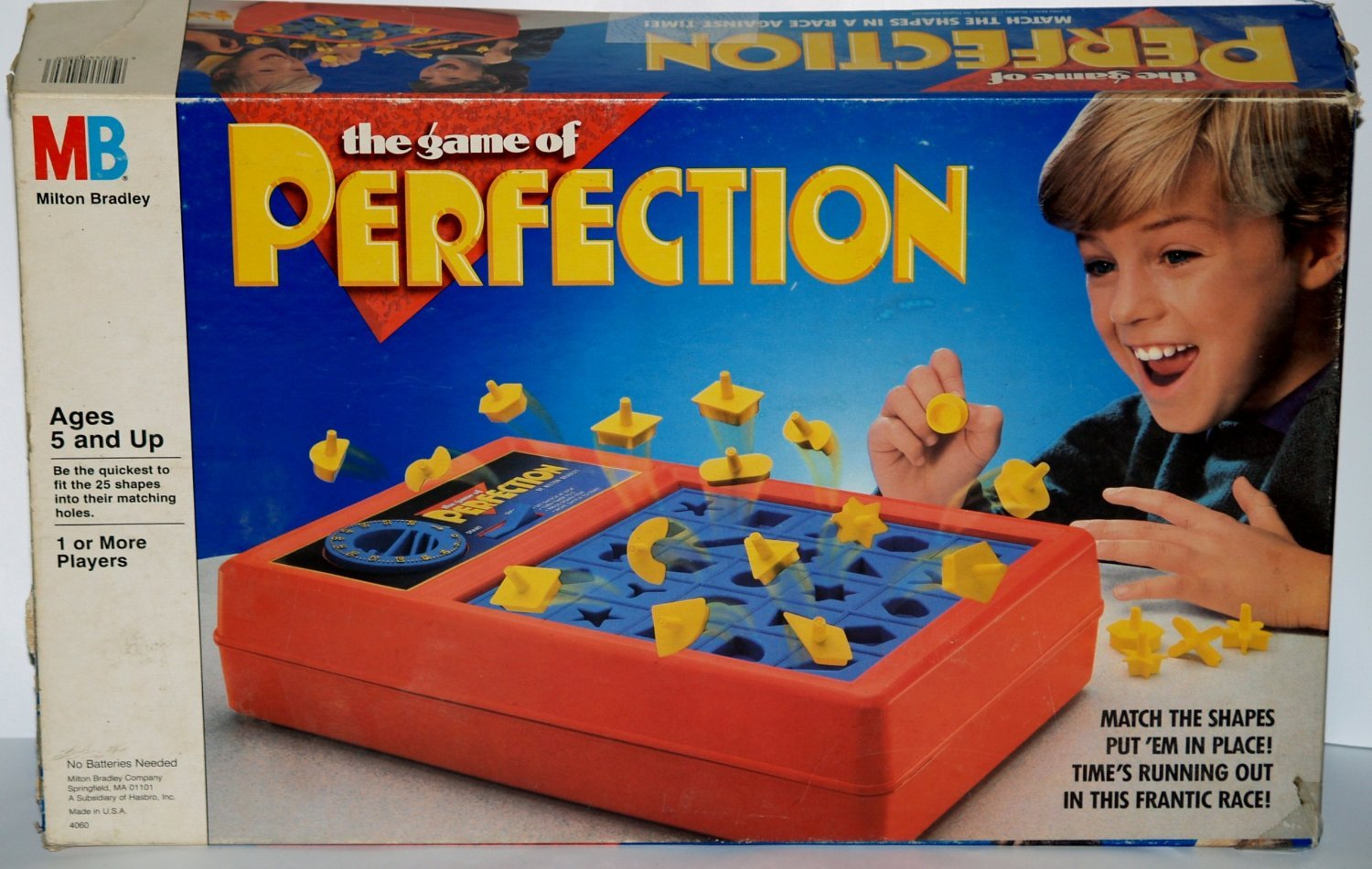 Toys And Games Com : Perfection board game fun for the whole family