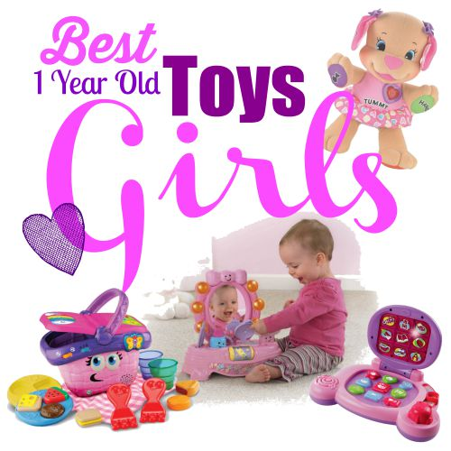 Best Toys Gifts For 1 Year Old Girls : Best toys for year old girls gifts any occasion