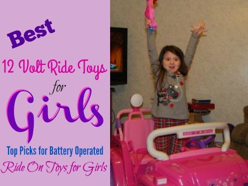 Toys For Tots Introduction : Best volt ride toys girls want to cruise in or on